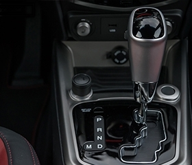 Tivoli automatic transmission