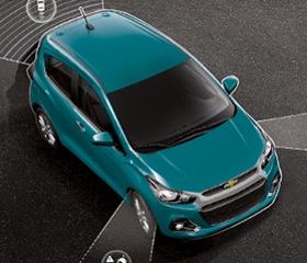Chevrolet Spark exterior Philippines