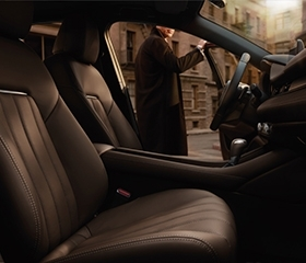 Mazda 6 Wagon interior Nappa Leather Philippines