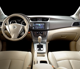 Nissan Interior Design