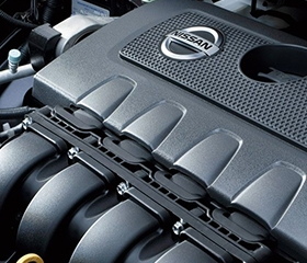Nissan Sylphy engine