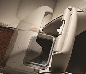 Nissan Patrol Royale Cooler Box
