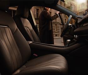 Nappa Leather Seats