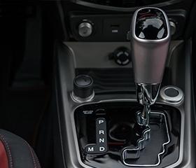 Korando automatic transmission