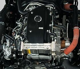 Blue Power Diesel Engine