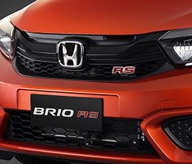 2019 Honda Brio Grille