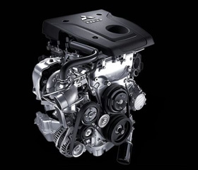 2.4L Engine with MIVEC