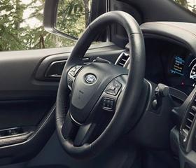 2020 Ford Ranger interior EPAS