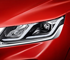 Geely Coolray exterior headlights Philippines