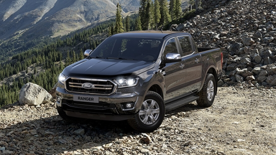 2019 Ford Ranger exterior front Philippines