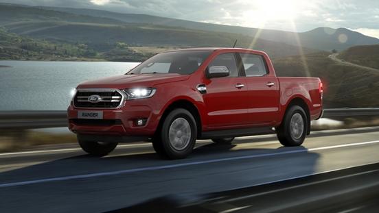 2019 Ford Ranger exterior Philippines