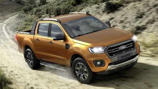 2019 Ford Ranger Wildtrak AT