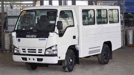 2019 Isuzu N-Series QKR77 E