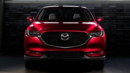 2019 Mazda CX-5 front