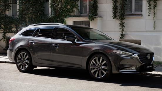 2019 Mazda6 Wagon exterior side