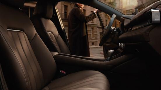 2019 Mazda6 Wagon interior side
