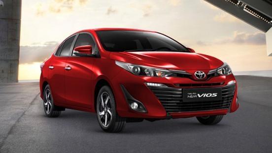 2019 Toyota Vios Base Philippines
