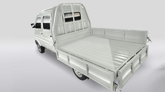 2020 BAIC Feedon Utility Vehicle Double Cab rear