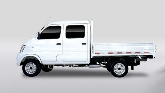 2020 BAIC Feedon Utility Vehicle Double Cab side Philippines