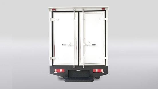 2020 BAIC Freedom Cargo Wing Van rear