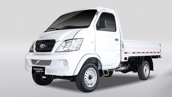 2020 BAIC Freedom Utility Vehicle Single Cab Philippine