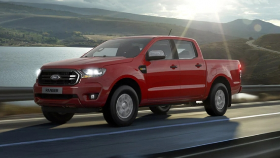 2020 Ford Ranger XLS exterior side