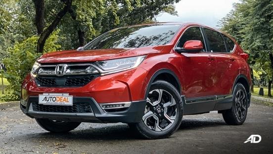 2020 Honda CR-V Philippines