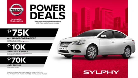2020 Nissan Sylphy exterior Philippines