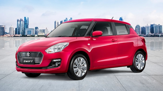 2020 Suzuki Swift red Philippines