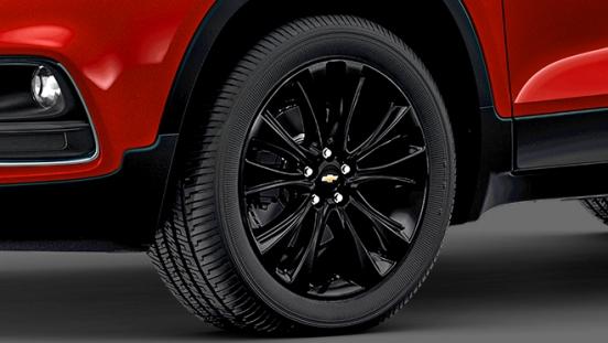 2021 Chevrolet Trax Premier carbon gray rims Philippines