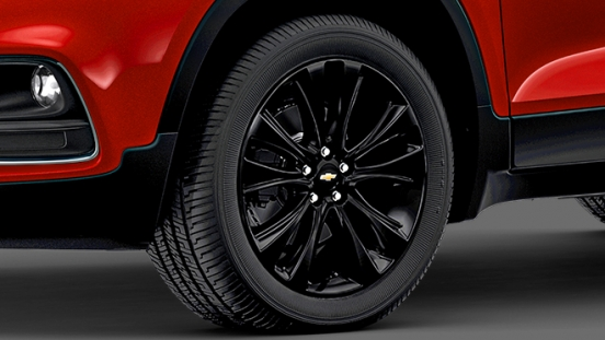 2021 Chevrolet Trax Premier carbon gray rims Philippines