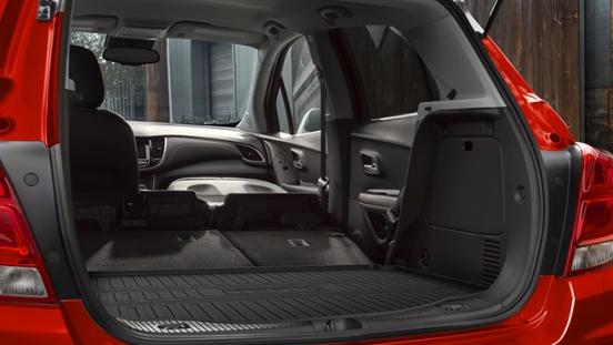 2021 Chevrolet Trax Premier cargo tray Philippines
