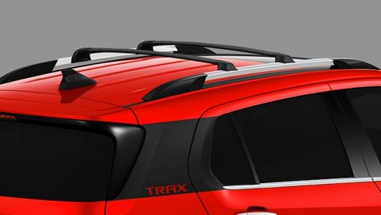 2021 Chevrolet Trax Premier functional crossbar Philippines