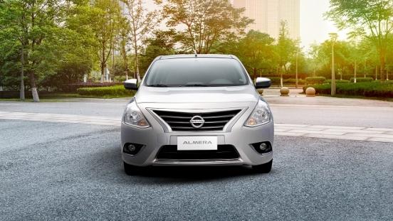 2021 Nissan Almera exterior front Philippines