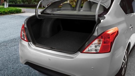 2021 Nissan Almera interior trunk Philippines