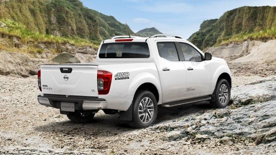 2021 Nissan Navara exterior Philippines