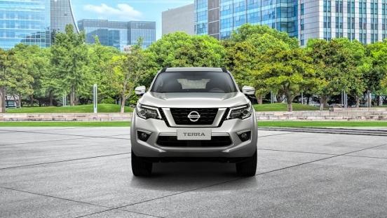 2021 Nissan Terra exterior front Philippines