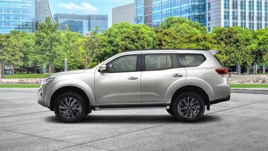 2021 Nissan Terra exterior side Philippines