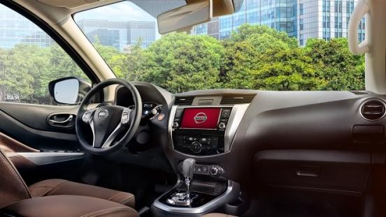 2021 Nissan Terra interior dashboard Philippines