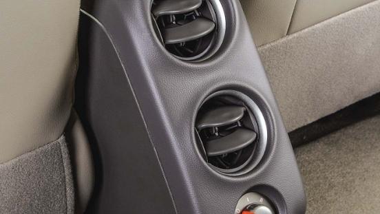 2021 Nissan Terra interior rear vents Philippines