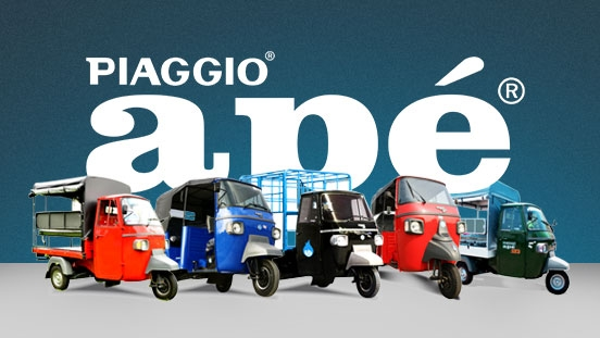 P 5 000 Cash Discount On All Piaggio Ape 3 Wheelers Autodeal Com Ph