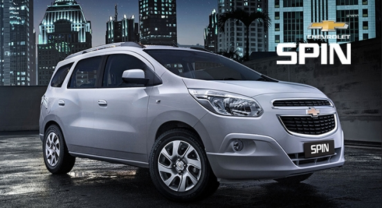 Chevrolet Spin 13 Ls Mt With A P148000 All In Downpayment Promo