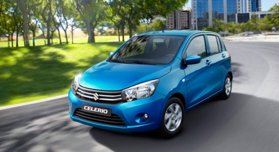 Suzuki Celerio Cvt With A P68 000 All In Downpayment Promo