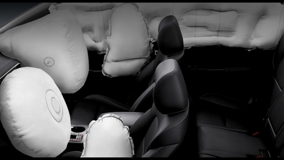 Kia Sportage 2018 safety airbags