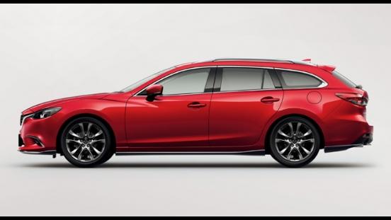 Mazda6 SkyActiv-G Sports Wagon Side