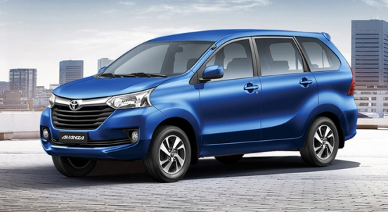 Toyota Avanza 2018 brand new