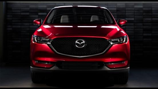 2018 Mazda CX-5 AWD Sport front