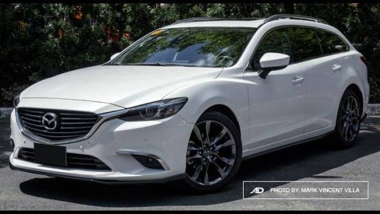 Mazda6 SkyActiv-G Sports Wagon Front