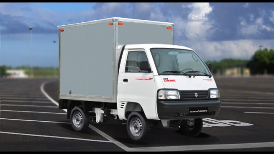 Suzuki Super Carry Utility Van With P78 000 All In Downpayment