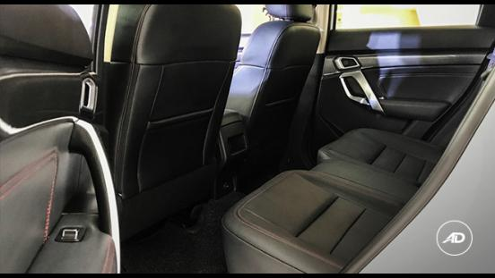 BAIC BJ20 Back Seats